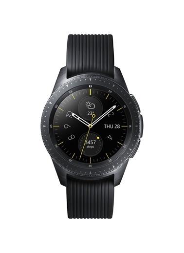 Samsung Galaxy Watch (42Mm) Akıllı Saat Siyah Siyah